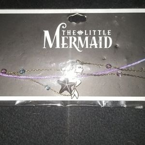 Disney little mermaid choker